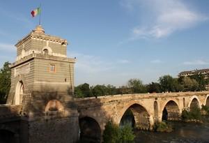 Pomeriggio a Ponte Milvio