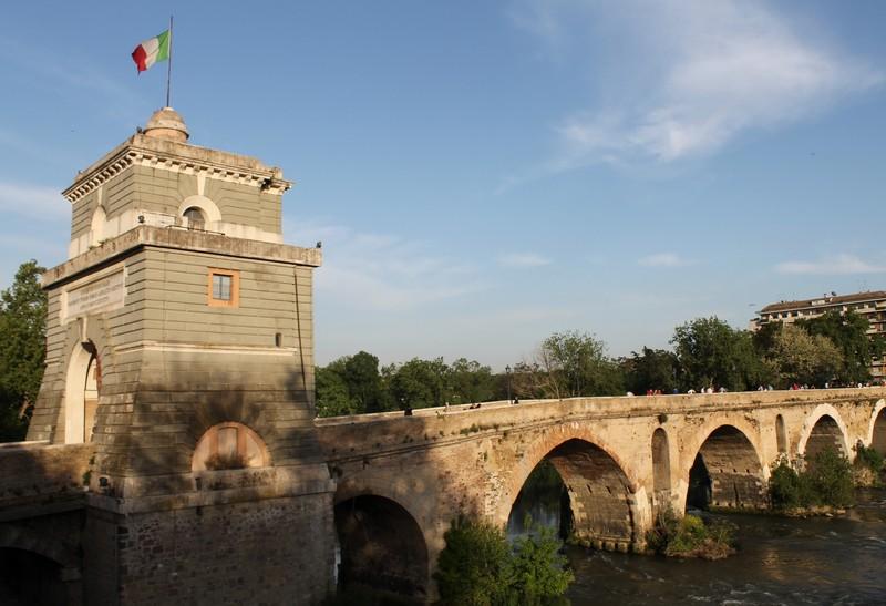 ''Pomeriggio a Ponte Milvio'' - Roma