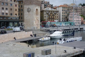 piazza del porto
