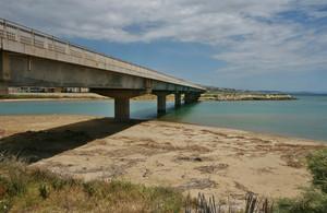 un ponte in città….anche se non sembra..