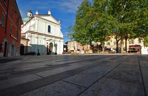 Piazza San Luigi Gonzaga