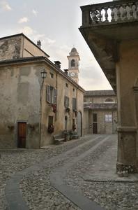 Piazzetta medioevale
