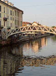 un naviglio=un ponte