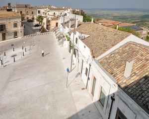 una foto dall'alto
