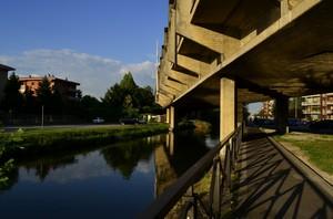 al cospetto del ponte…