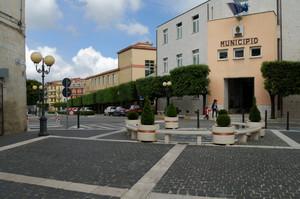 Una piazza in comune