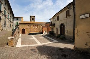 scoprendo Piazza S. Maria in Allerona