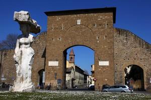 Piazzale di Porta Romana