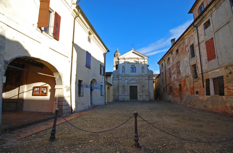 ''Piazza S. Rocco'' - Sabbioneta