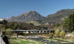 Passerella sul Sarca