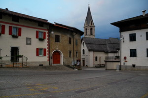 La piazza di Segno