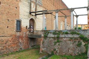 Ponte d'Ingresso al Castello
