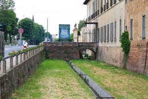 Il Ponte Laterale del Castello