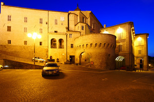 Piazza Umberto I° – Petriolo