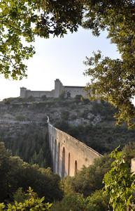 Rocca Albornoziana e Ponte delle Torri, Spoleto