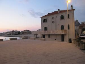 Punta secca – Piazzetta della torre