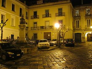 Capua piazza De Renzis
