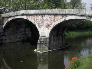 Il ponte vecchio di Nosate
