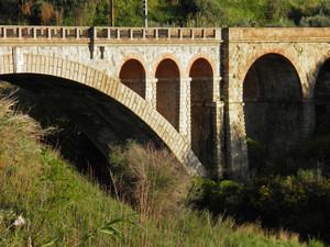 "Ponte sul torrente ""La Brace"""