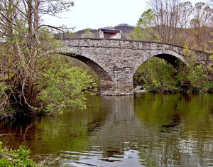 """"""" Il ponte di Rocchetta """""""