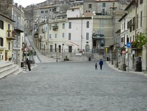 Piazza San Giovanni – Montecelio