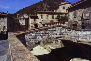 Ponticello a Gubbio