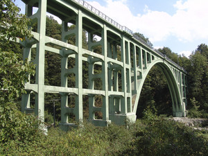 Ponte ferroviario di Ceres