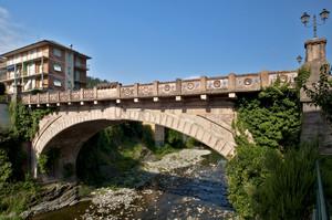 """"""" Sul torrente Lavagna """""""