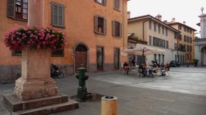 ''la piazzetta…'' - Bergamo
