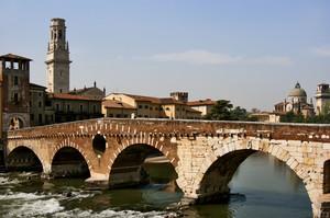 Il Ponte di Pietra di Verona