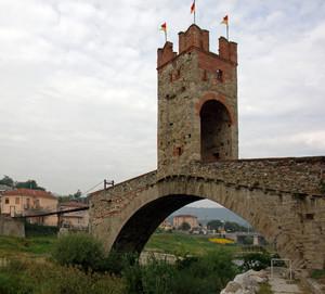 il ponte vecchio sul Bormida