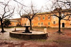 Piazza di Santa Maria di Galeria