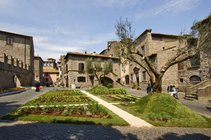 Piazza San Carluccio – Viterbo