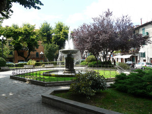 Fontana in piazza