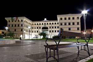 Fondi (LT) – Piazza del Municipio