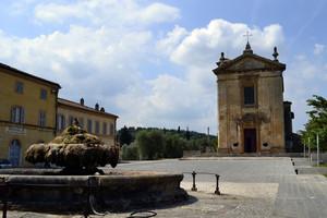 Piazza Baronale di Montoro