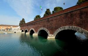 Il Ponte del Bastione San Marco