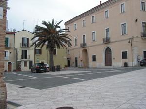 piazza Duomo al mattino