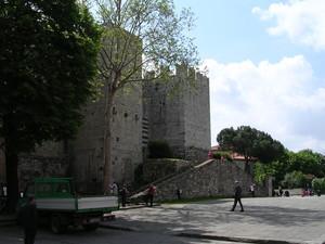 vicino al Castello