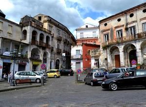 """ 26 ottobre 1860 "" – Piazza Umberto 1° – Teano"