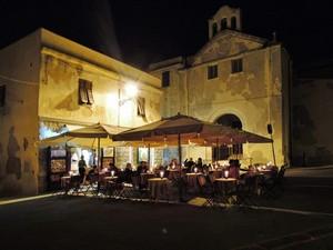 Alghero – Piazza del Carmelo (Bastioni Colombo)