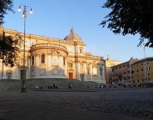 Roma – Piazza dell'Esquilino