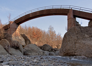 Il ponte di Pertuso