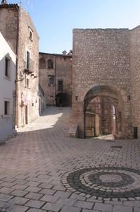 Piazza della Casa del prete