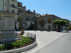 Piazza Bartolomeo III di Capua