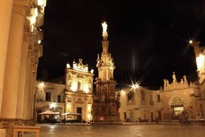 Notturno a Piazza Salandra