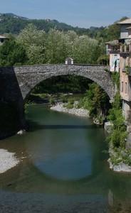 Sul torrente Lavagna