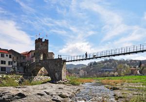 Ponte fortificato di Millesimo