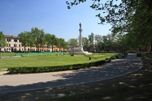 Piazza Ariostea (Piazza Nuova)