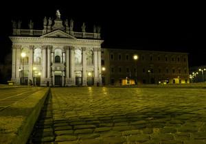 Roma – Piazza di Porta San Giovanni